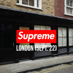 Supreme London Store | Opening September 22