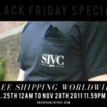 Black Friday Special: SIVC Pocket T-Shirts | Free Shipping Worldwide