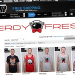 Nerdy Fresh on Karmaloop Kazbah
