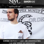 Win a 'SIVC' Camo Pocket T-Shirts at sneakerheads Germany