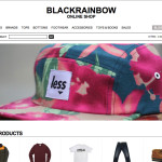 BlackRainbow Paris New Online Shop