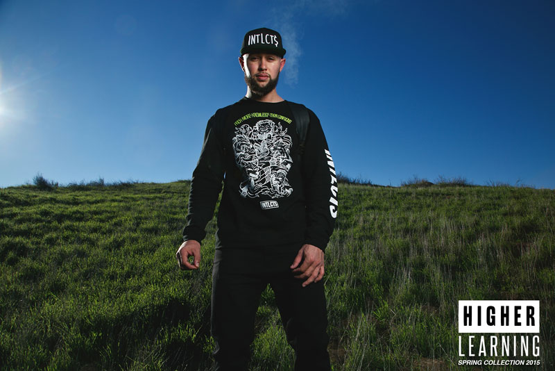 INTLCTS-'Higher-Learning'-Spring-2015-Collection-titel